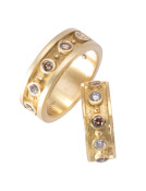 Etruscan Treasures Rings