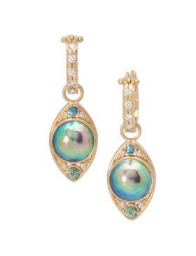 Pacific View Mabe Pearl Drops