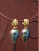 Baja Mabe Pearl Earrings