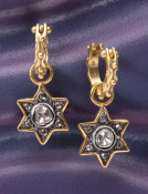 Rose Cut Diamond Stars