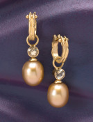 South Sea Pearl Drops