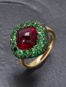 Christmas Delight Ring