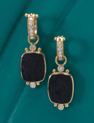 Black Jade and Diamond Drops