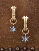 Diamond Pave Starlets